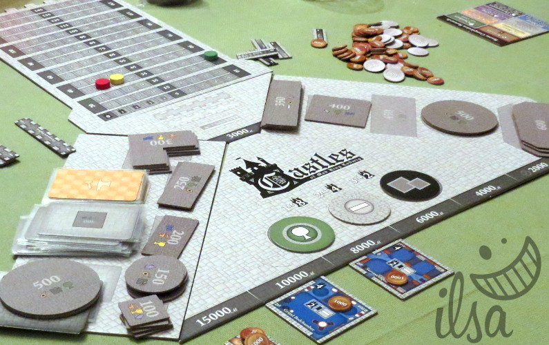 Castles of Mad King Ludwig  (Suburbia 2.0)