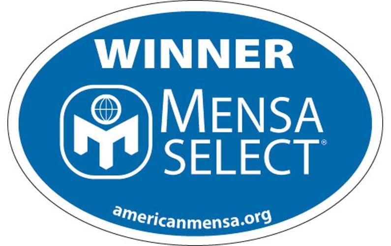 I Vincitori del MENSA Select 2017