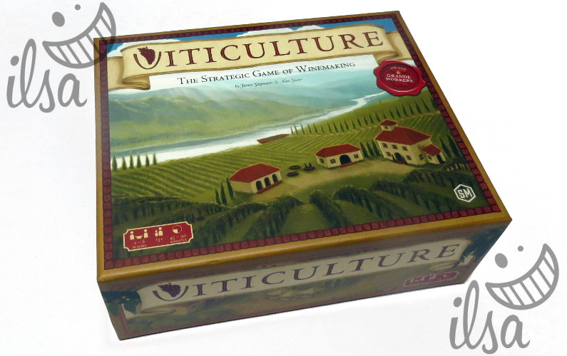 Viticulture II Edizione – Unboxing