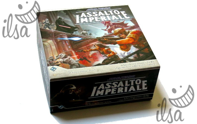 Star Wars: Assalto Imperiale – Unboxing