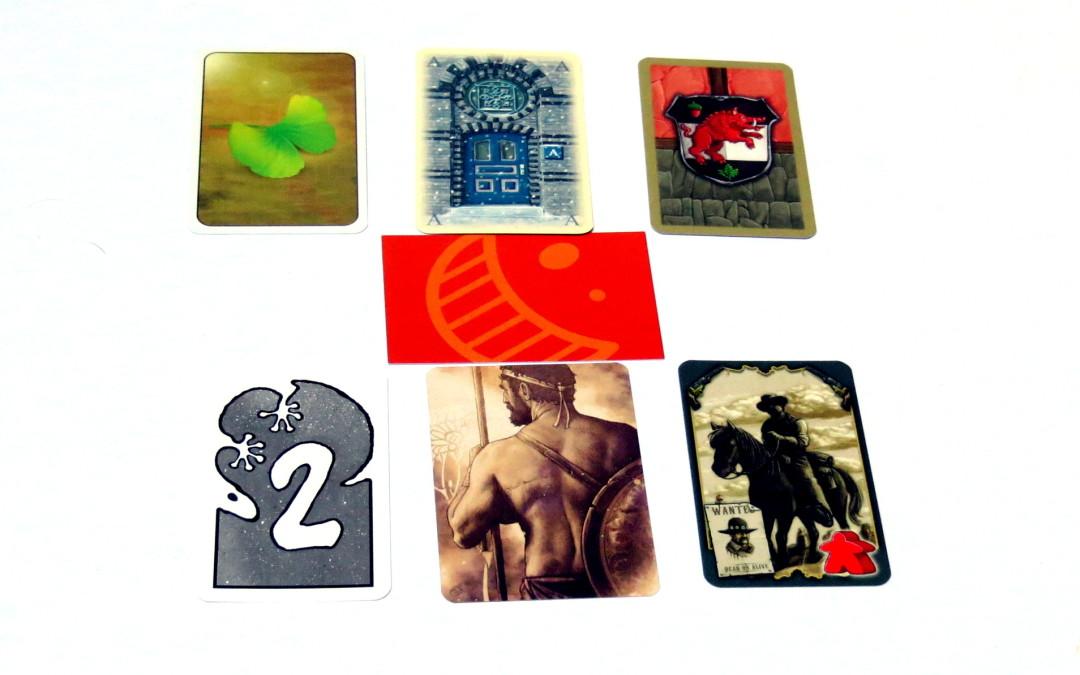 Carte – I