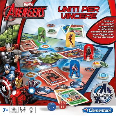 The Avengers-Unitipervincere