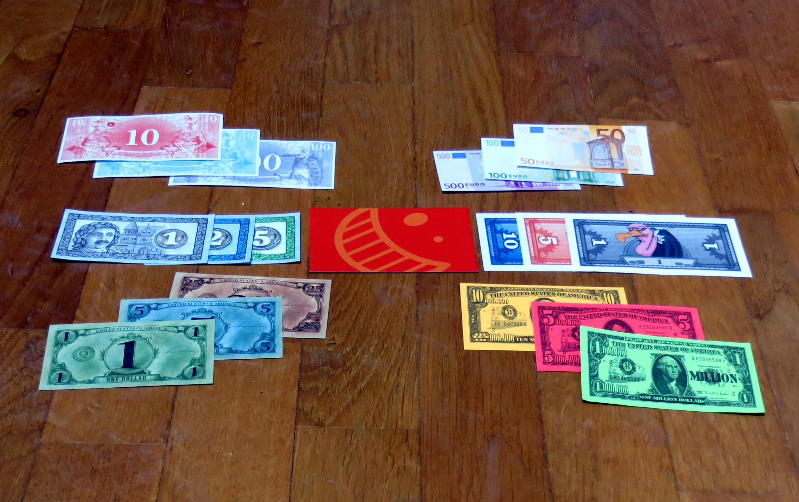 Banconote – I