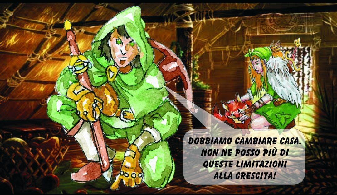 Dungeon Crawler Perfetto – la modalità campagna