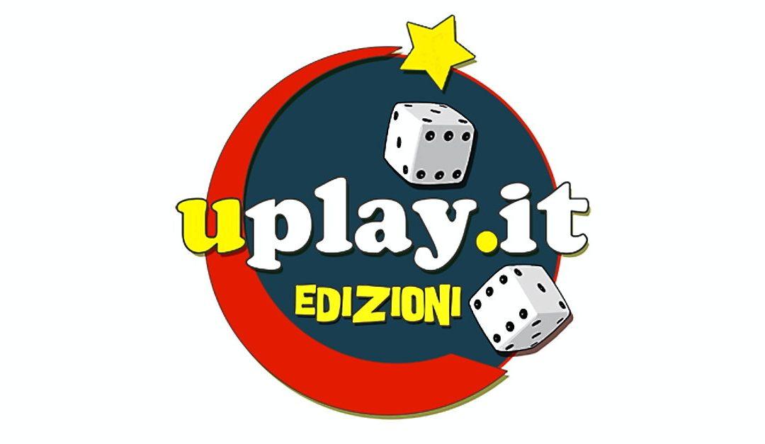 Novità Uplay.it Edizioni a Lucca Comics & Games 2018