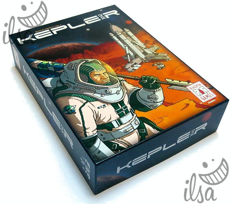 Kepler-3042 scatola
