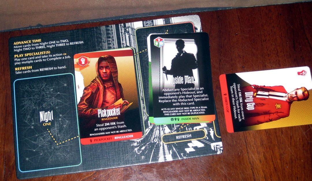 Grifters – furti, rapimenti e colpacci in salsa cyberpunk