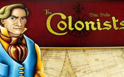The Colonists – Unboxing