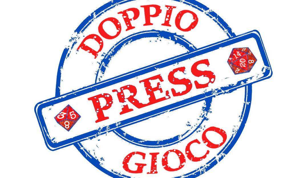 Novità Doppio Gioco Press a PLAY 2017