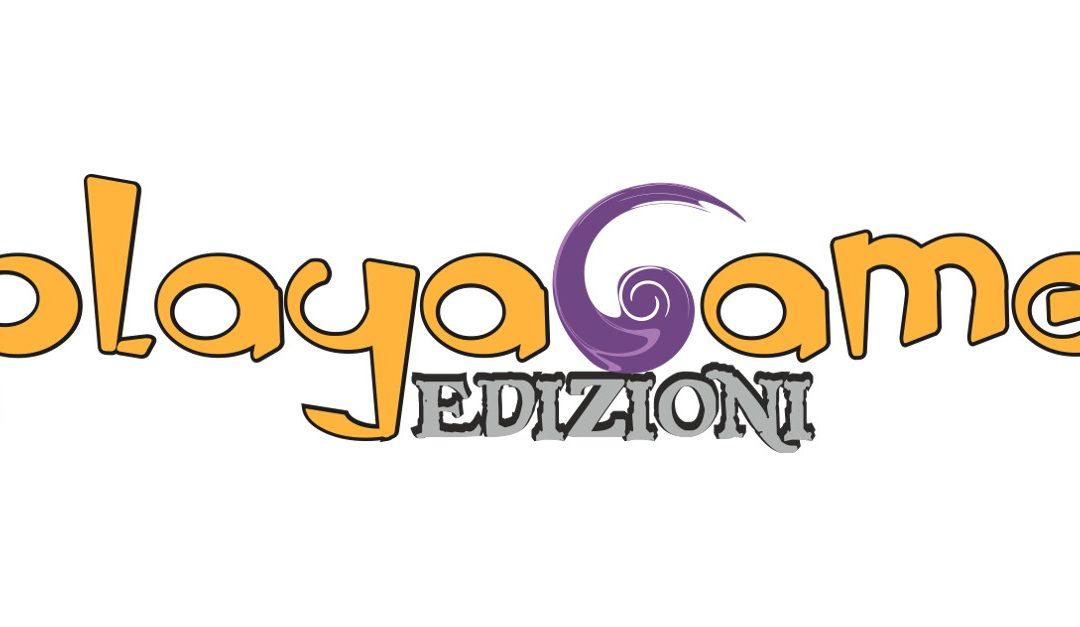 Novità Playagame Edizioni a PLAY 2017