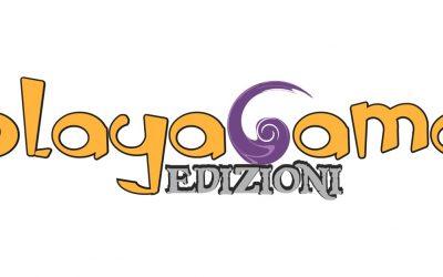 Novità Playagame Edizioni a PLAY 2018