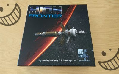 High Frontier (terza edizione) – Unboxing