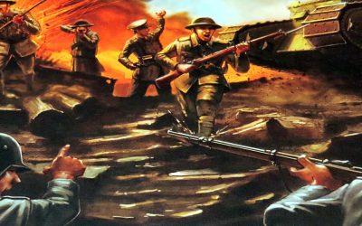 Quartermaster General 1914 – Unboxing