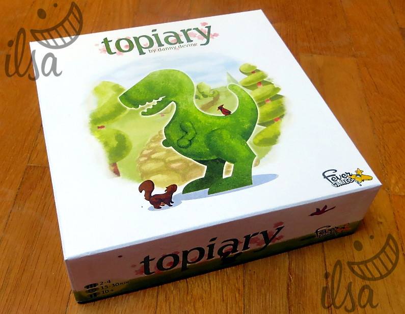 Topiary scatola