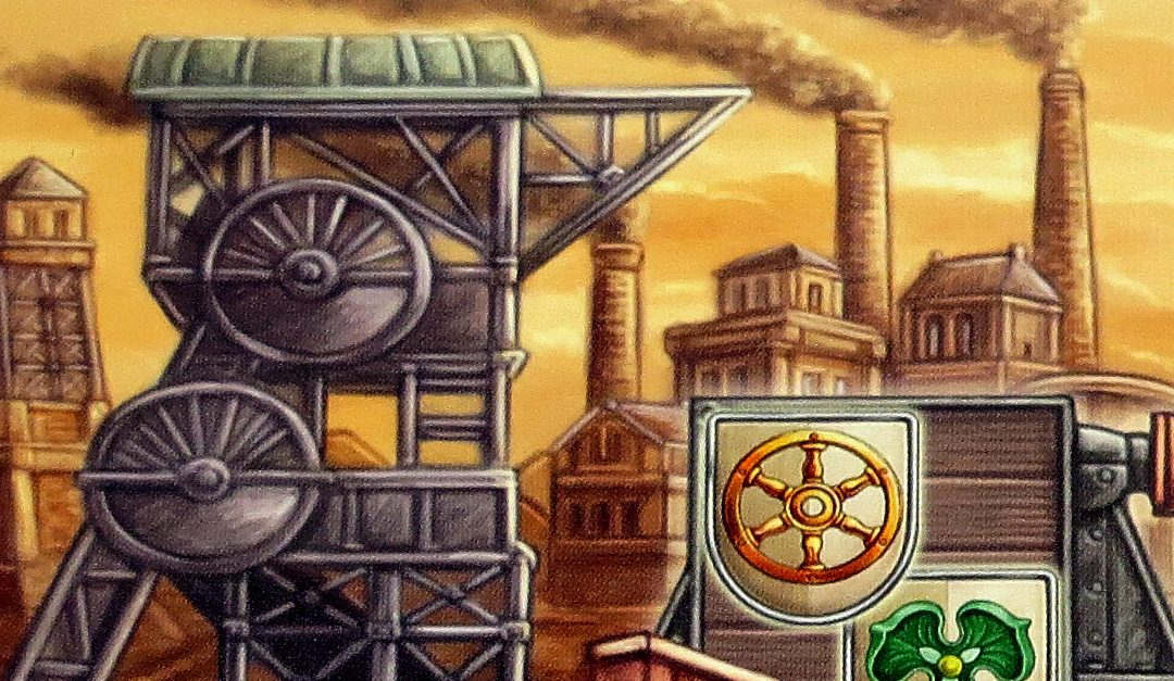 Coal Baron: The Great Card Game – Unboxing