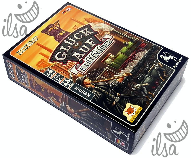 Coal Baron TGCG scatola