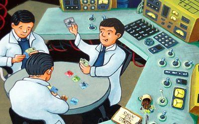 Alta Tensione: il Gioco di Carte