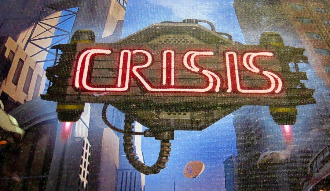 Crisis – Unboxing