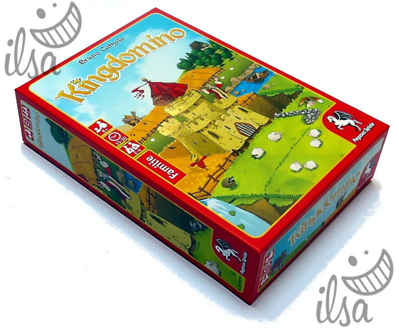 Kingdomino scatola