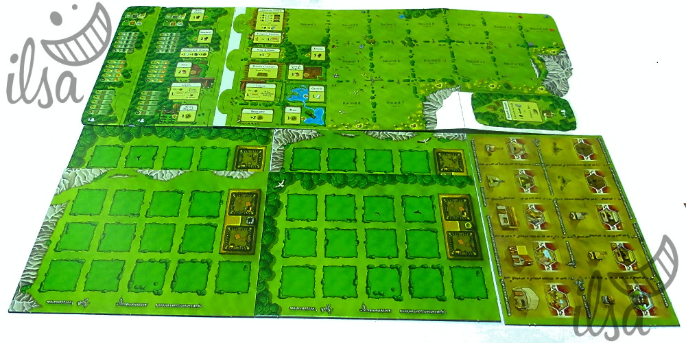 Agricola (revised) plance