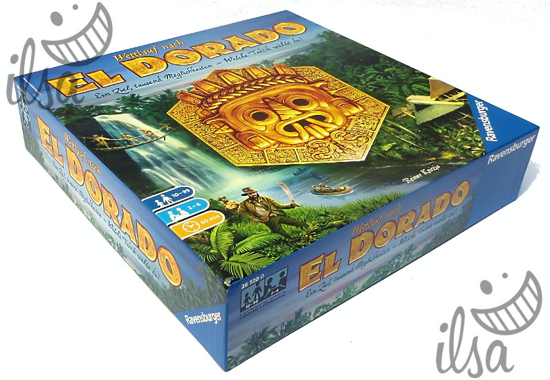 Ed Dorado scatola