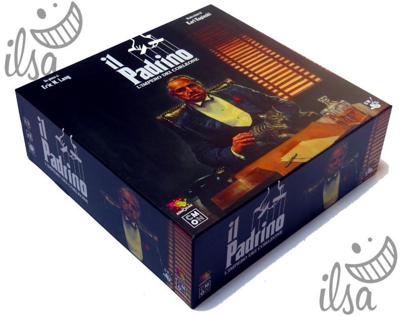 Padrino scatola