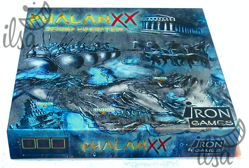 Phalanxx scatola