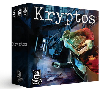 Cranio Kryptos Lucca Games 2017