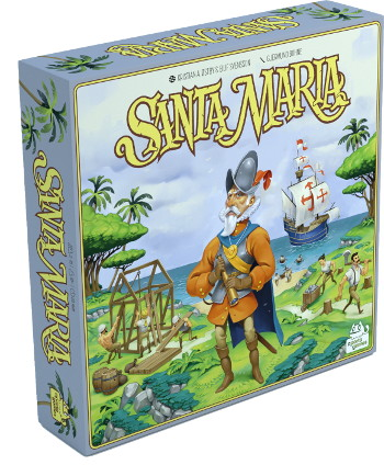 Aporta Games Santa Maria box