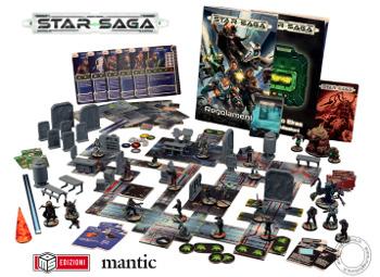 MS Edizioni Star Saga Games 2017