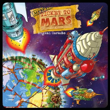 Doppio Gioco Ticket to Mars Games 2017