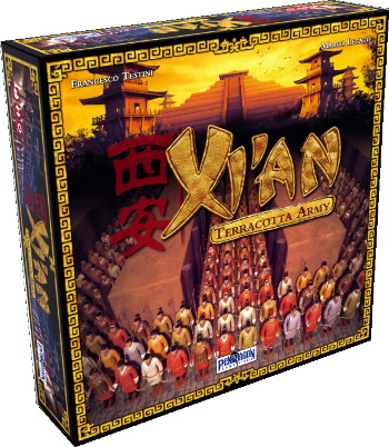 Pendragon XI'AN Games 2017