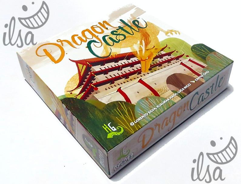 Dracon Castle scatola