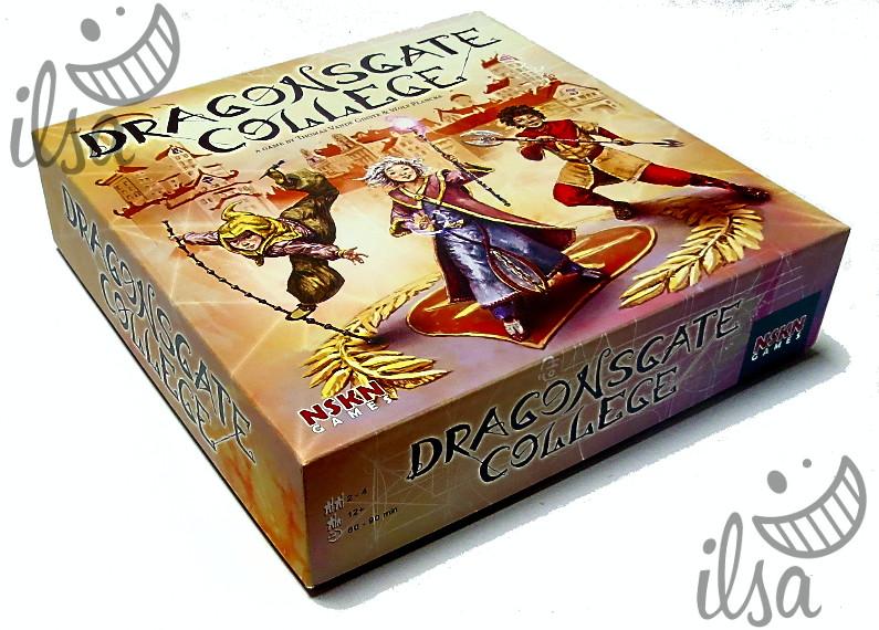 Dragonsgate College scatola