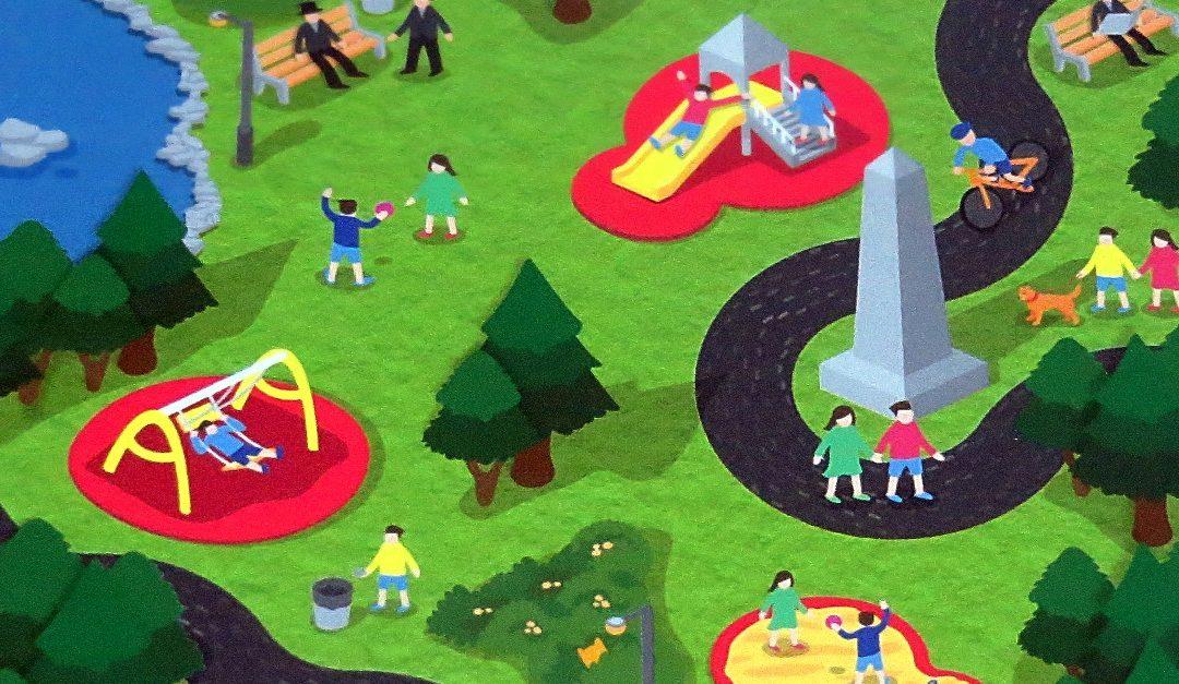 Mini Park – Unboxing