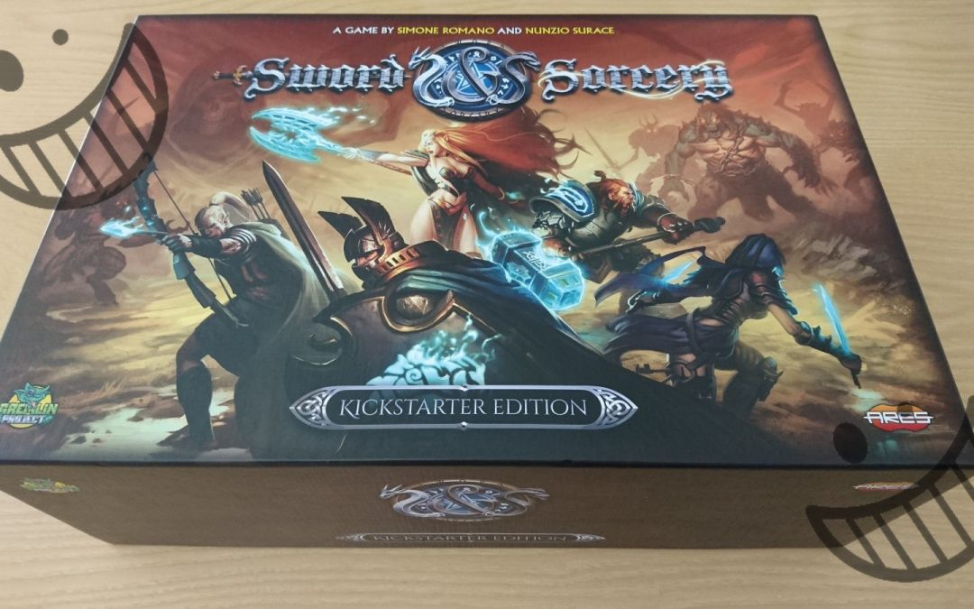 Sword & Sorcery – Unboxing