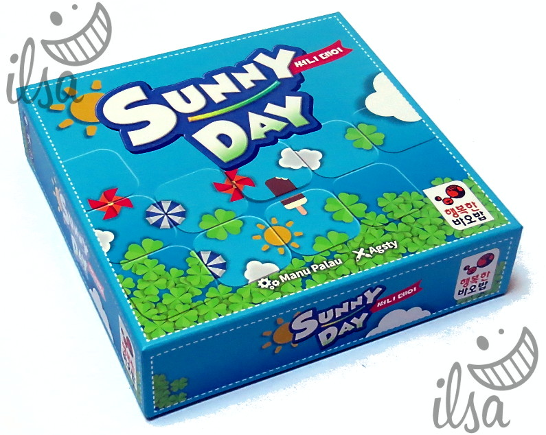 Sunny Day Scatola