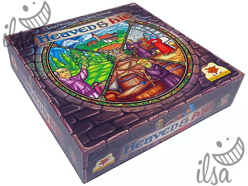 Heaven & Ale scatola