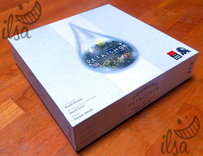 Petrichor scatola