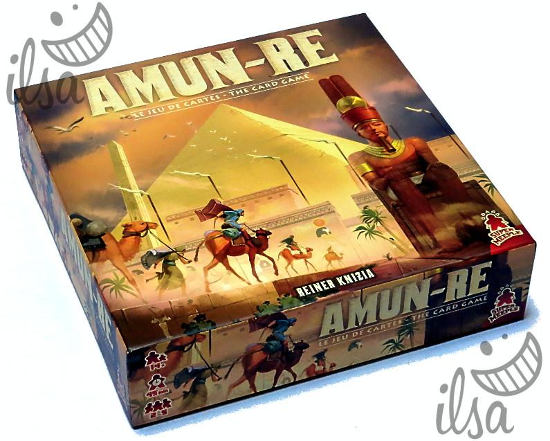 Amun-Re TCG scatola