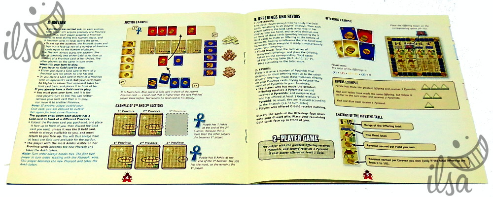 Amun-Re TCG regolamento