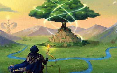 Mystery of the Temples – Unboxing
