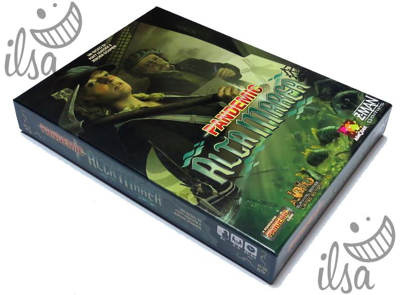 Pandemic Alta Marea scatola