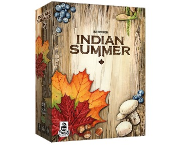 Indian Summer scatola Cranio Creations