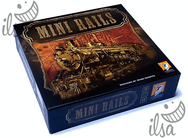 Mini Rails scatola