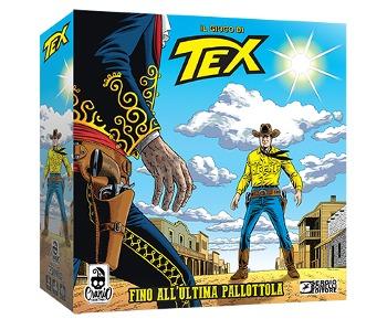 Tex Cranio Creations scatola