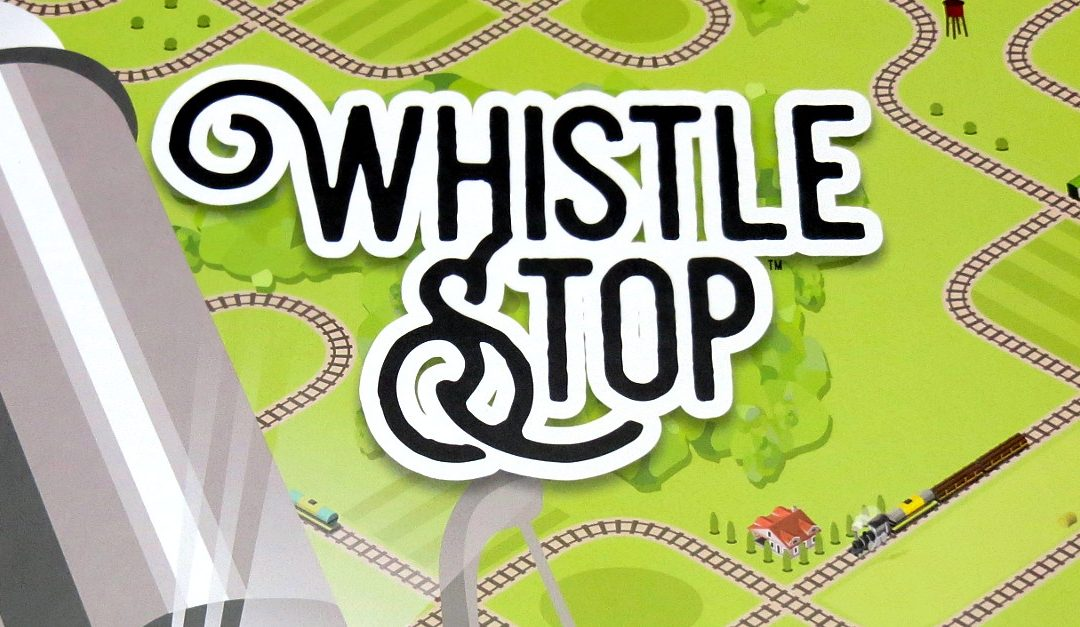 Whistle Stop – Unboxing