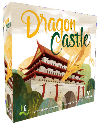 Ghenos Games Dragon Castle