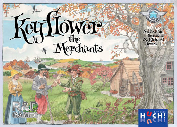 Red Glove Keyflower Mercanti
