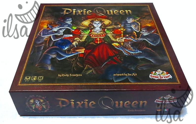 Pixie Queen scatola